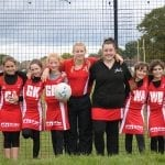 WEST EXE NETBALL CLUB – Hi5 Team